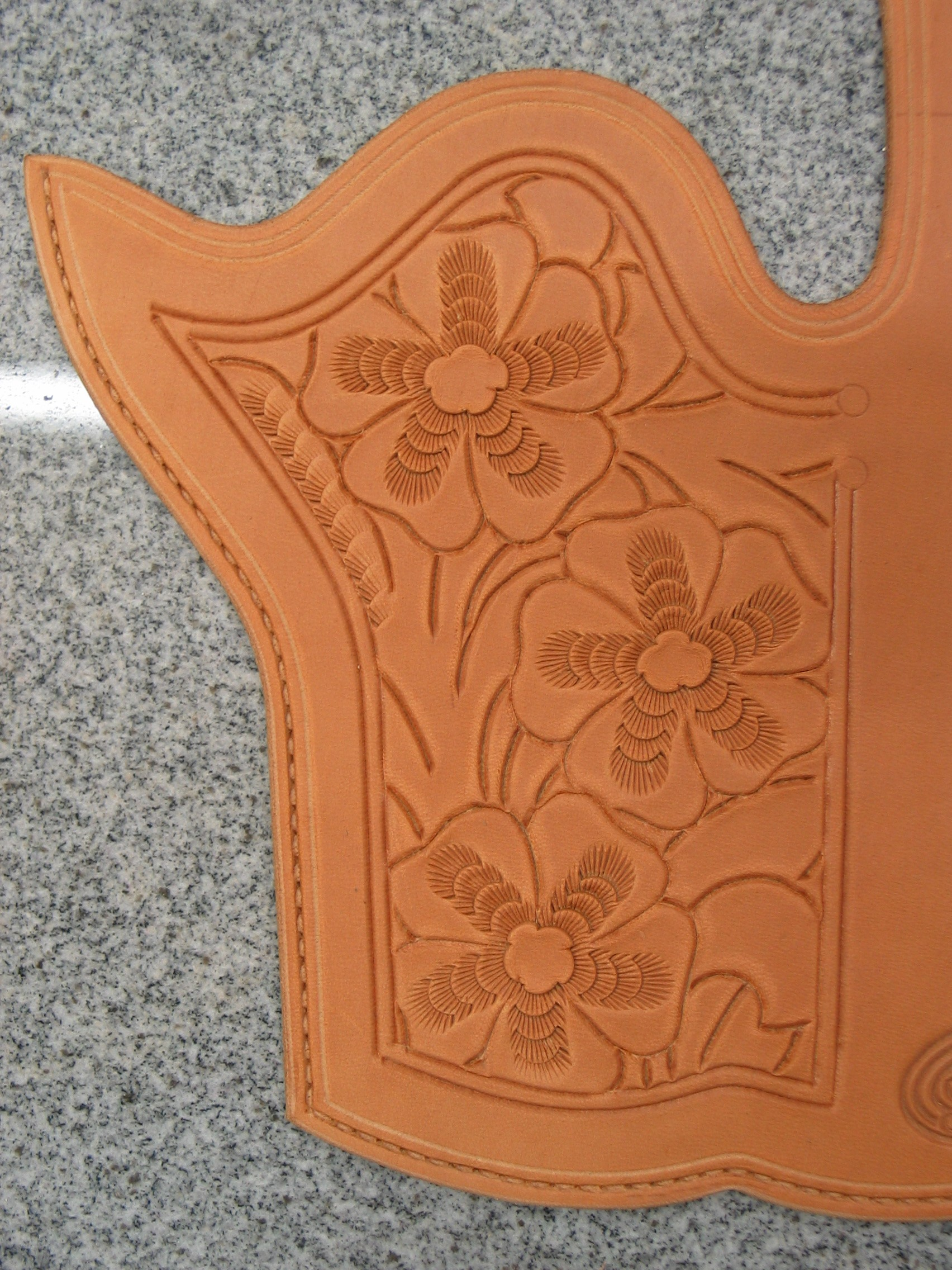 graphic about Printable Leather Holster Patterns titled Click on words and phrases for: Producing \