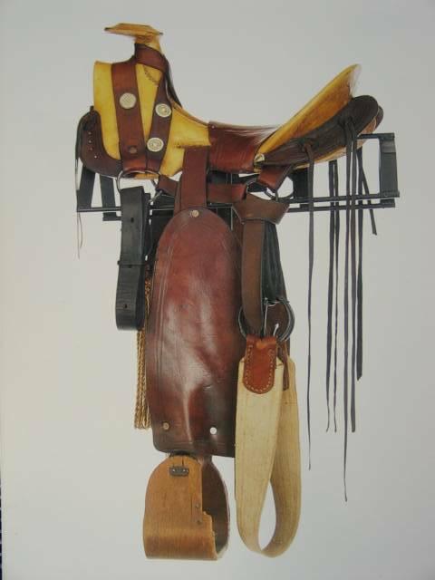 Custom-Saddle-Tree, Jon Watsabaugh, Master Saddle tree maker, Old