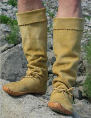 Moccasin Boot Pattern Free Where Can I Find A Moccasin Boot